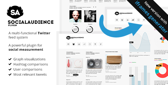 Social Audience —Twitter Analytics