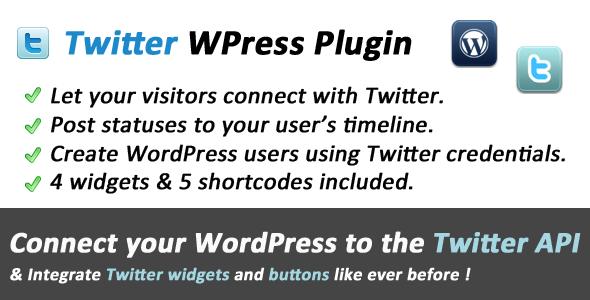 Ditty Twitter Ticker WordPress Plugin