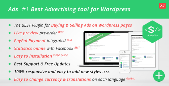 Ads Contemporary WordPress Ad Plugin