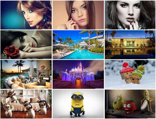 Flickr Album Gallery Plugin