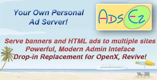 Ads Ez Private Ad Server Plugin