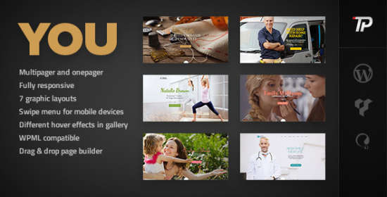You Personal WP Theme