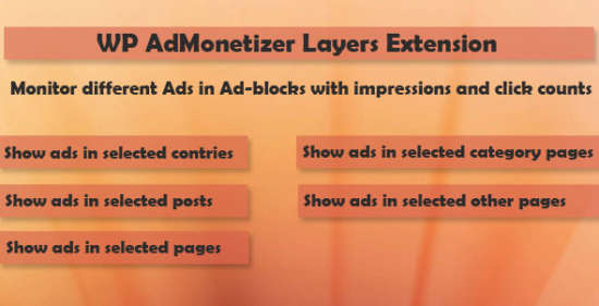 Layers Wp Admonetizer Professional Extension
